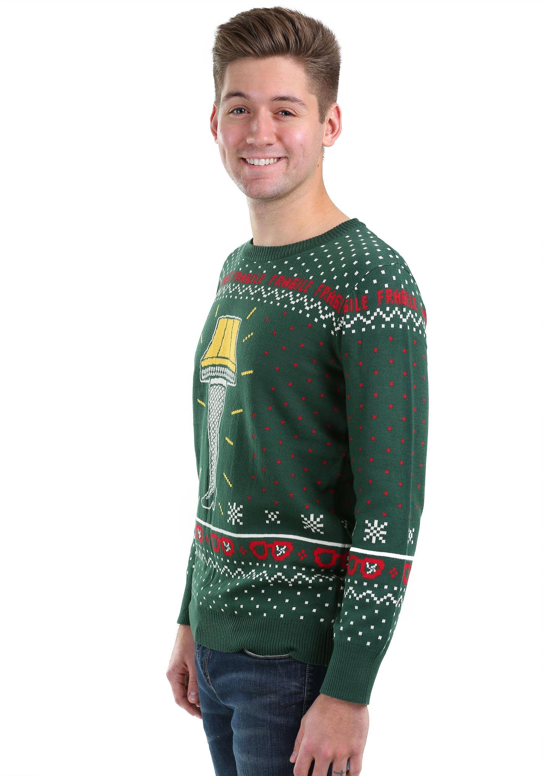 Christmas story sweater
