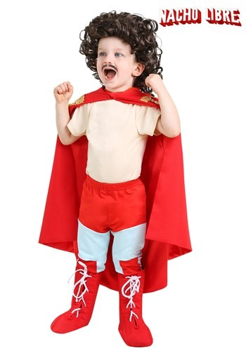 Toddler Nacho Libre Boys Costume