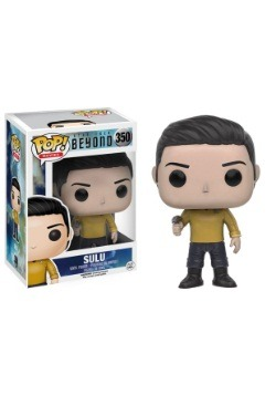 POP Star Trek Beyond Sulu Vinyl Figure