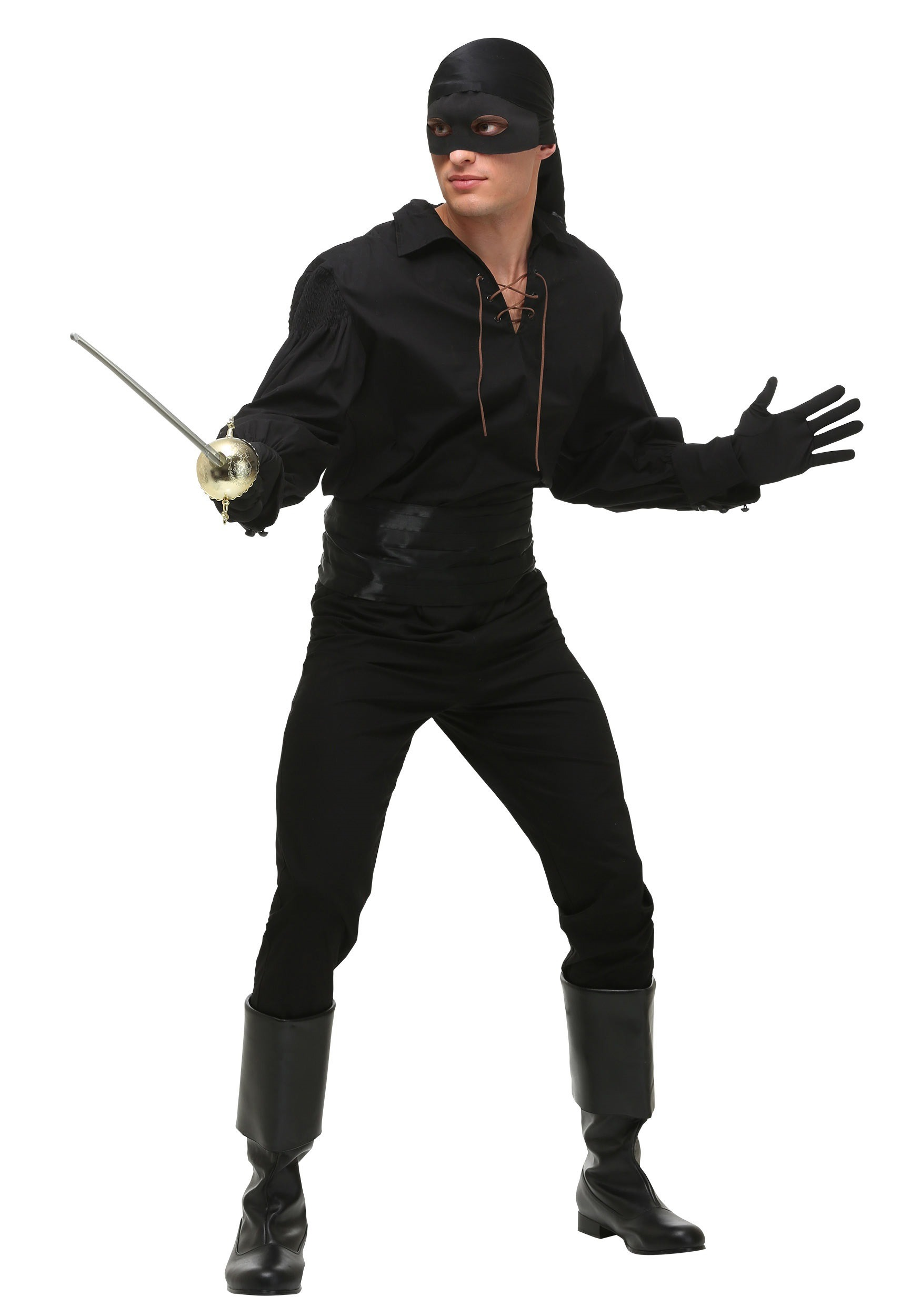 Princess Bride Westley Costume for Adults