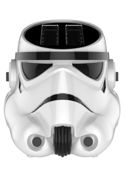 Gloss White Stormtrooper Toaster