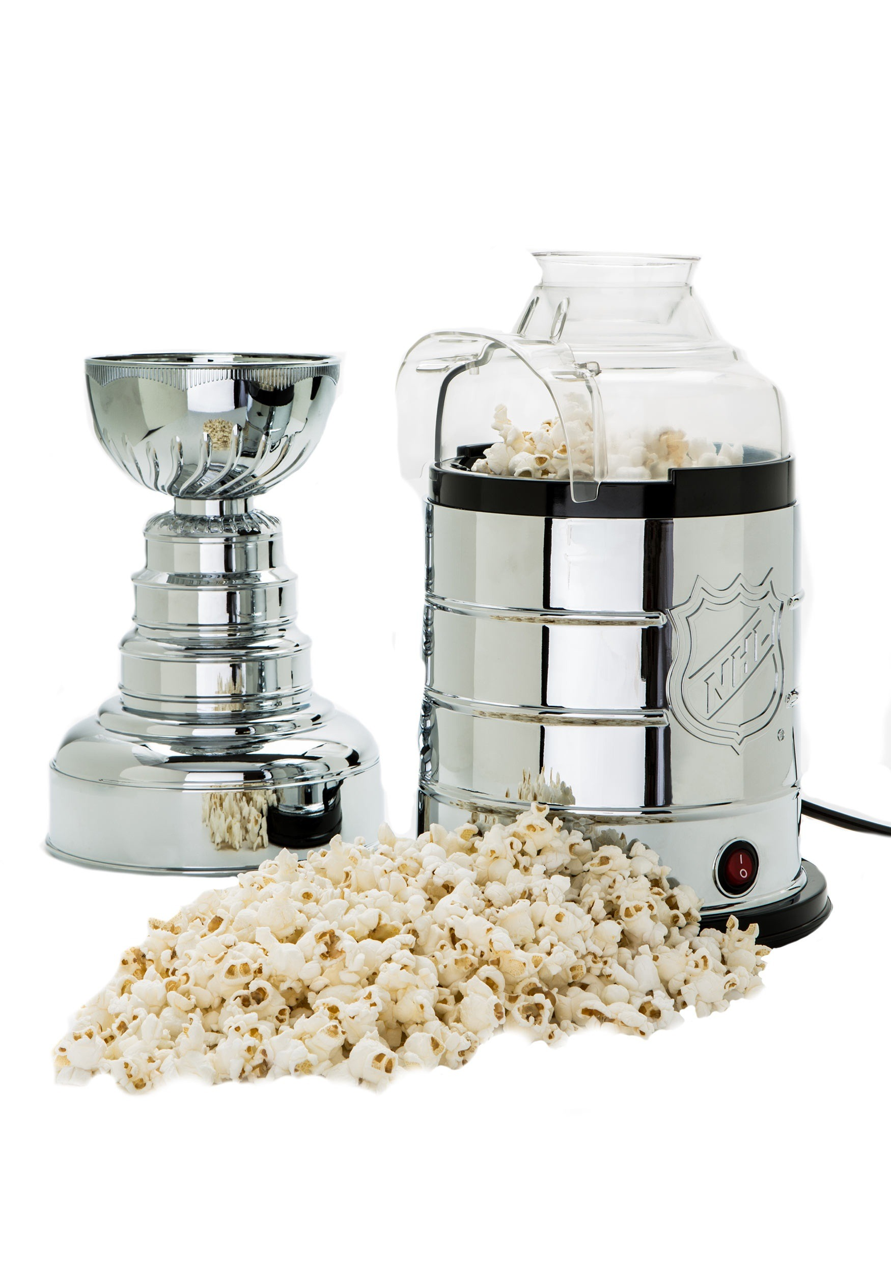 Stanley Cup Hot Air Popcorn Maker PBPOP-NHL-STAN