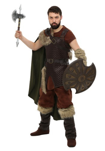 Nordic Viking Costume