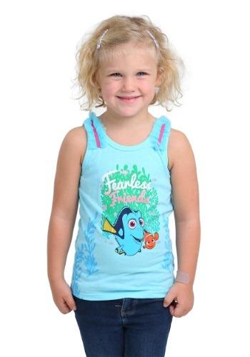 Toddler Girls Finding Dory Fashion Tank