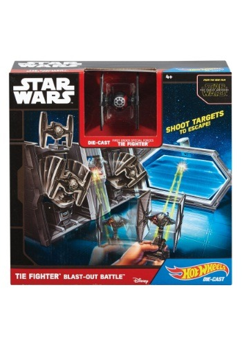 Star Wars Transport Attack Hot Wheels Playset