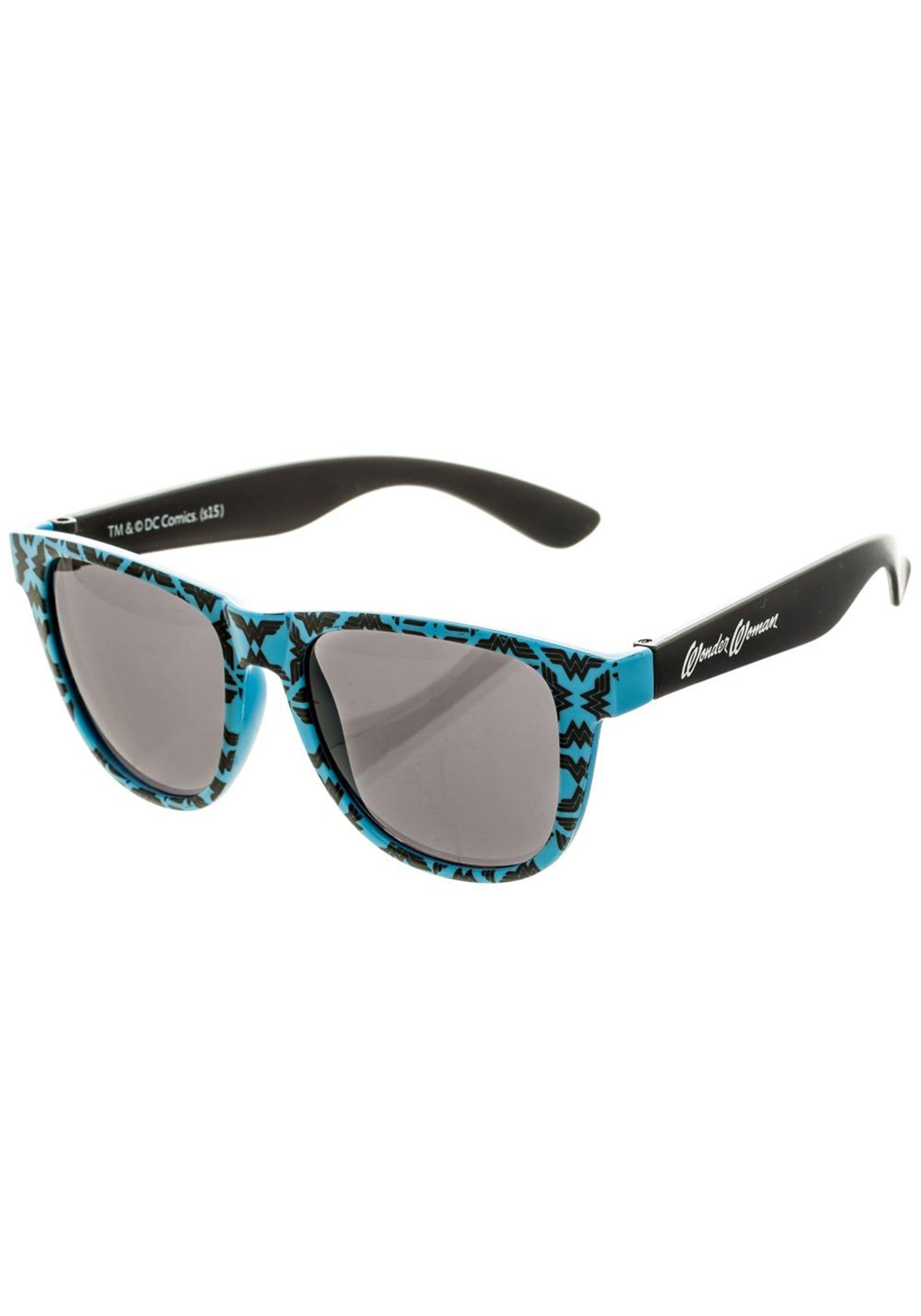 Wonder Woman Sunglasses  wonder woman patterned sunglasses from dc comics