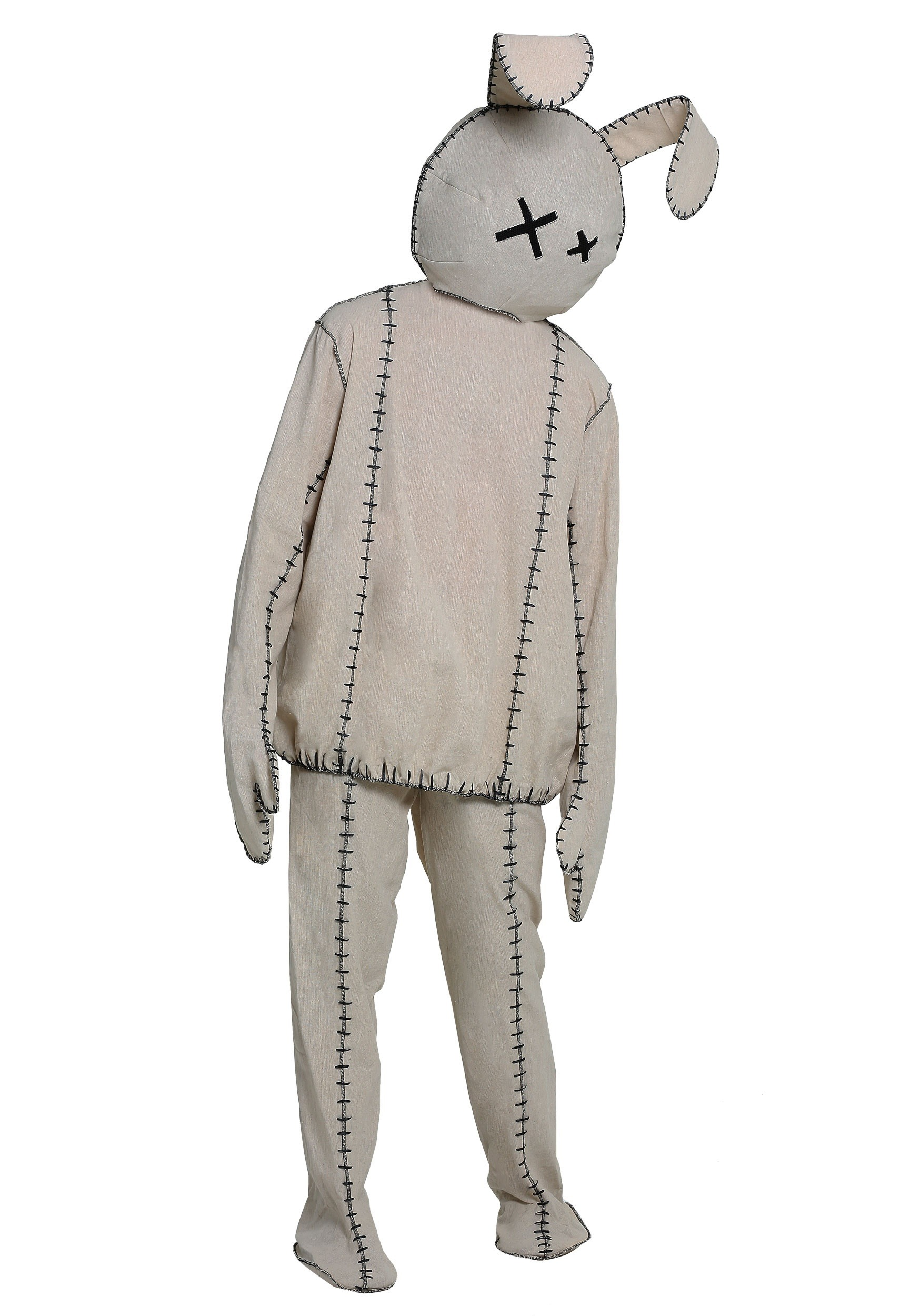 Lifeless Bunny Costume for Adults