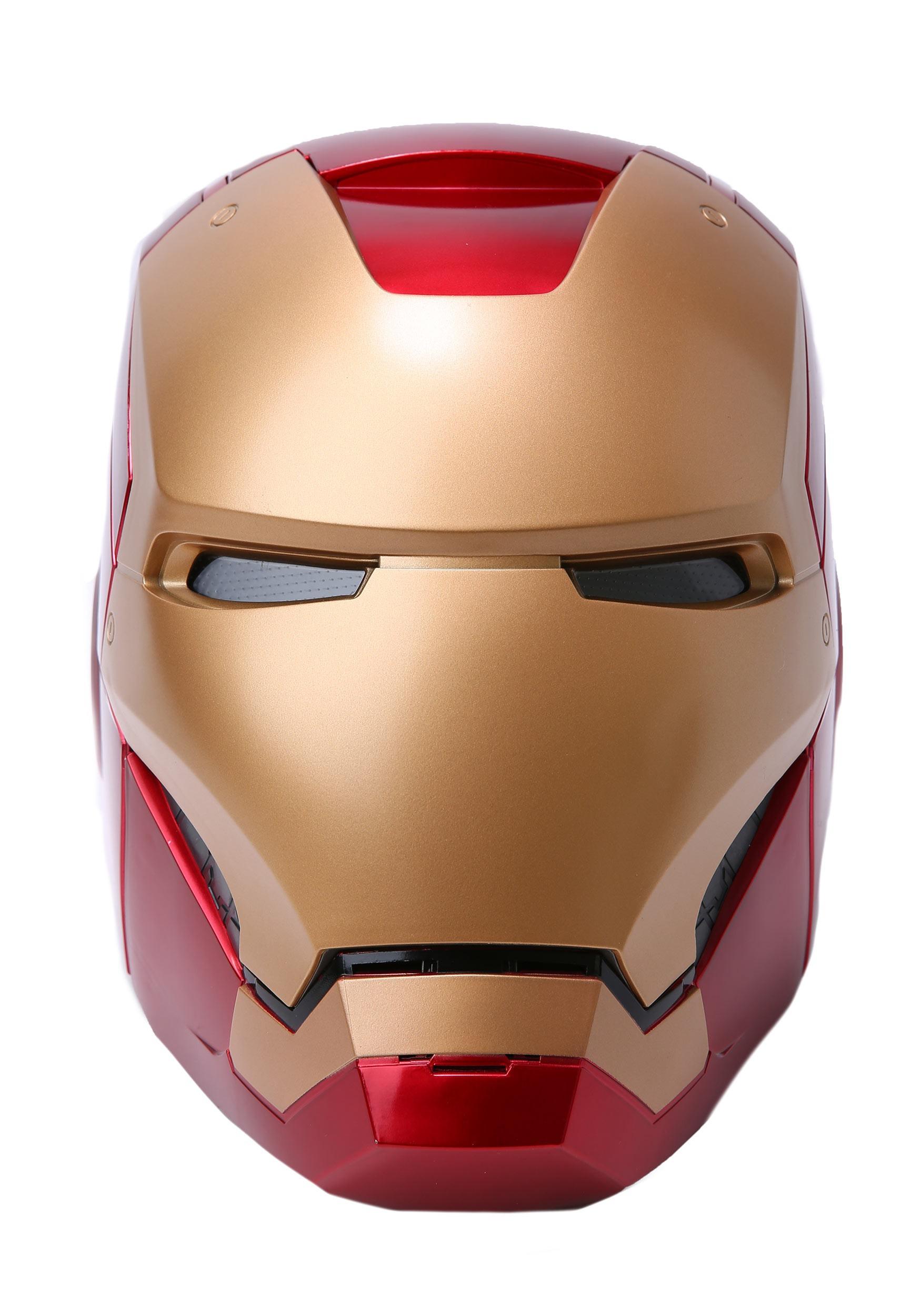 Marvel Legends Gear Iron Man Helmet Replica EEDHSB7435