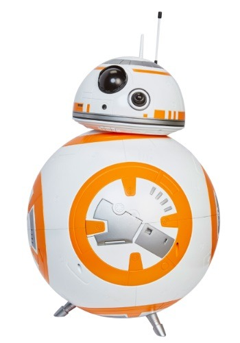 """Star Wars Deluxe BB-8 16"""" Electronic Figure"""