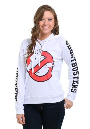 Ghostbusters Front & Back Print Hoodie for Juniors FZHBSJ112-L