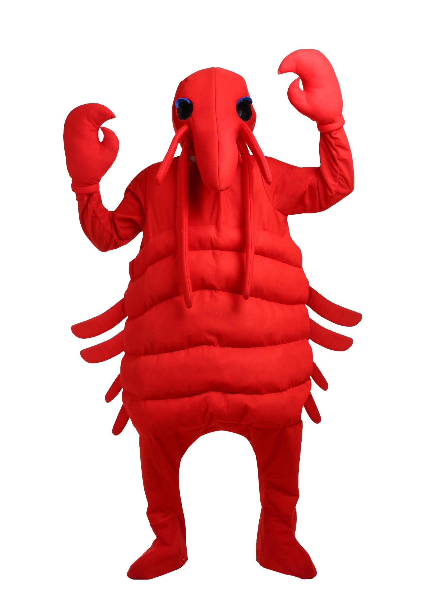 The Lobster Costume For Men