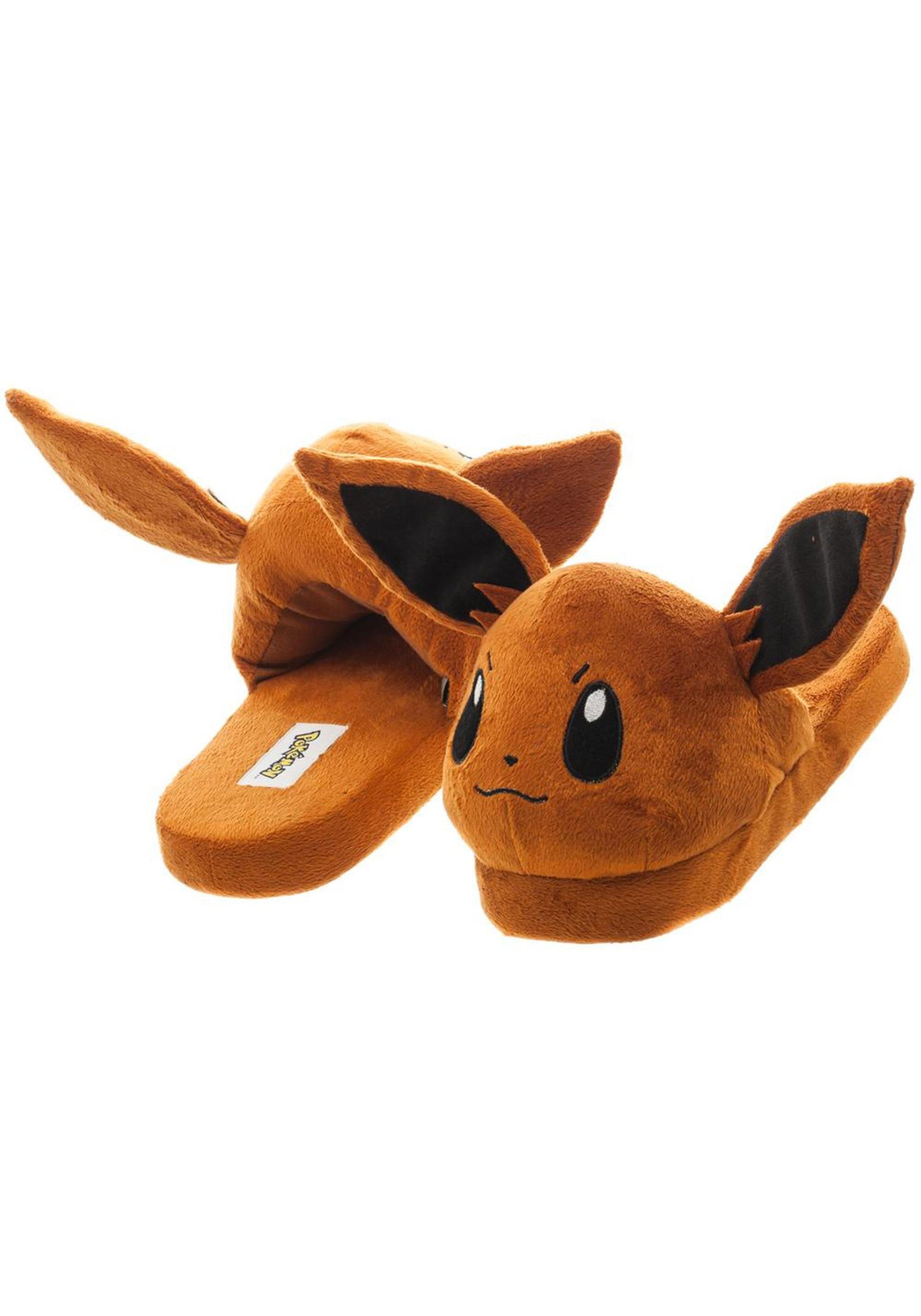 Pokemon Eevee Slippers f4cec9dd79