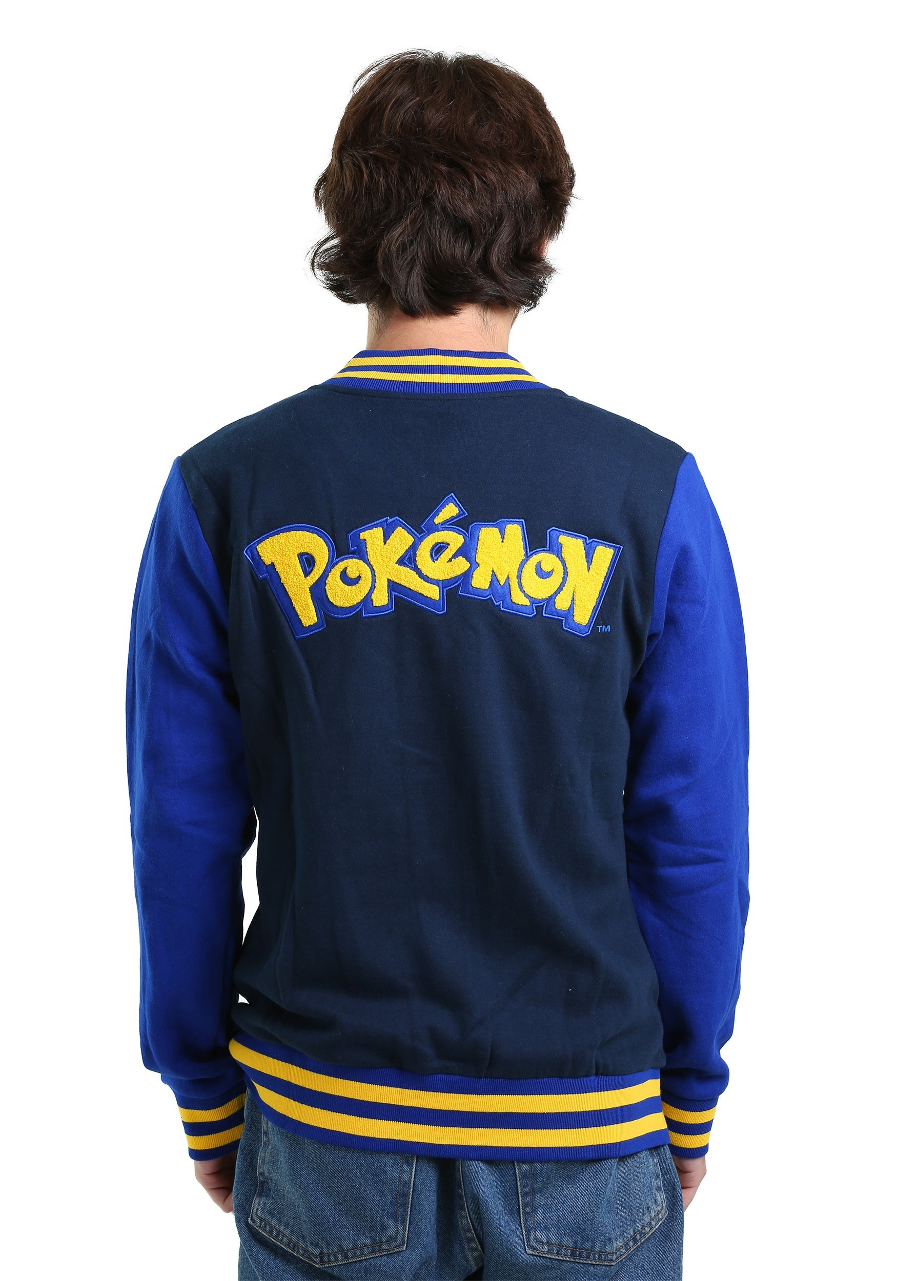 Pokemon Track Jacket For Adults