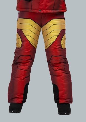 Iron Man Snow Pants