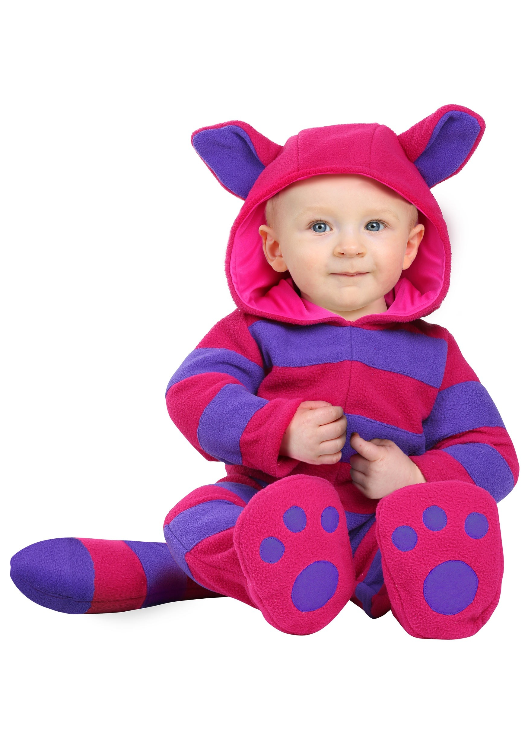 Cheshire Cat Costume For Infants  sc 1 st  Fun.com & Cheshire Cat Infant Costume For Baby