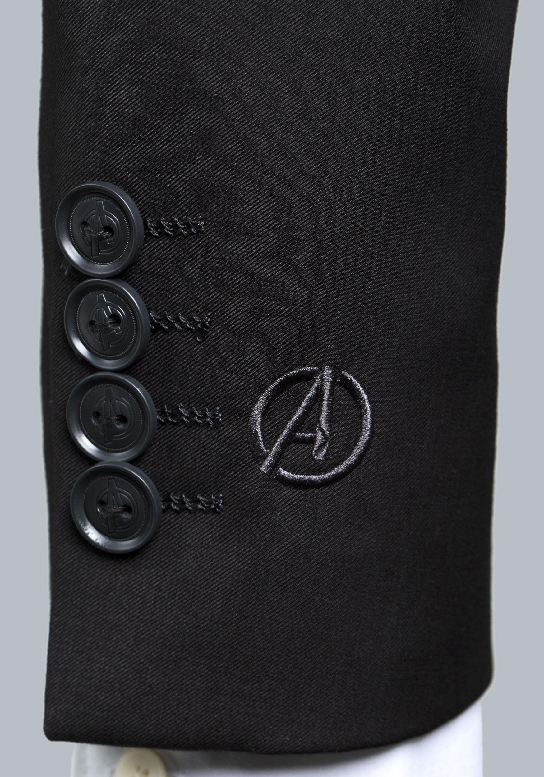 Suit jacket - Avengers Suit Jacket Secret Identity