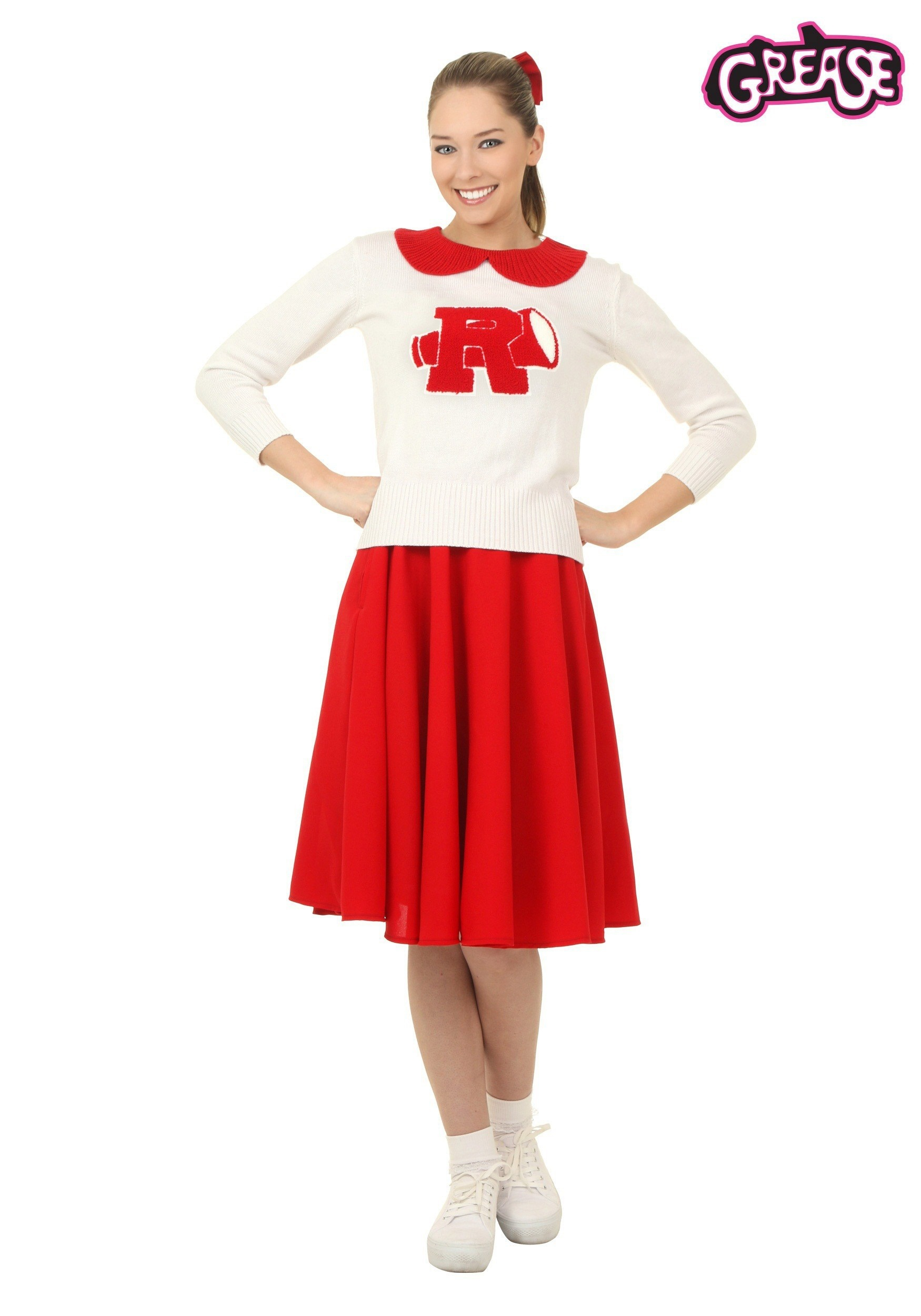 fd1d1ba0a9 Grease Rydell High Cheerleader Plus Size Costume for Women