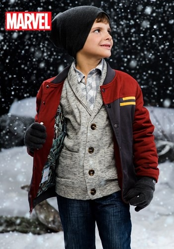 Kids Iron Man Casual Jacket (Secret Identity) upd