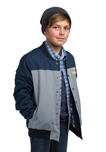 Kids Batman Casual Super Hero Jacket (Secret Identity)