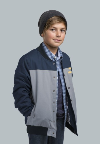 Kids Batman Casual Jacket (Secret Identity)