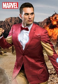 Iron Man Slim Fit Suit Jacket (Alter Ego) update 2