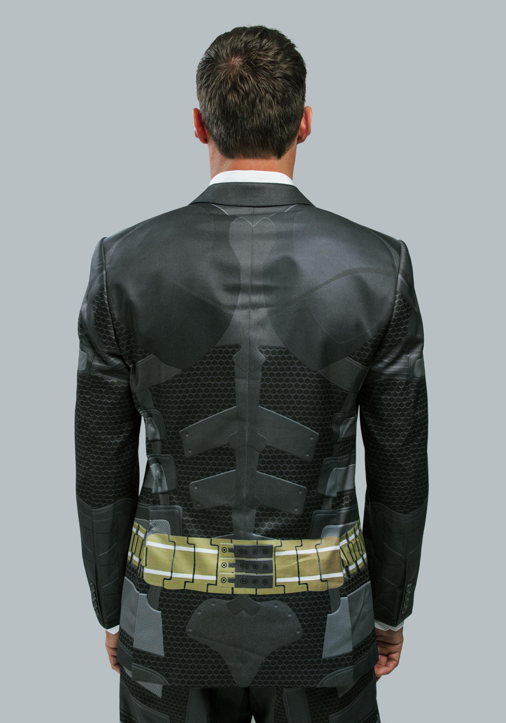 Suit jacket - Dark Knight Suit Jacket Alter Ego