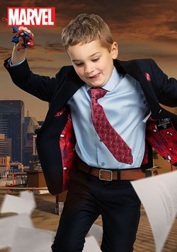 Kids Spider-Man Suit (Secret Identity)