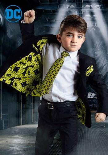 Kids Batman Suit Secret Identity upd2