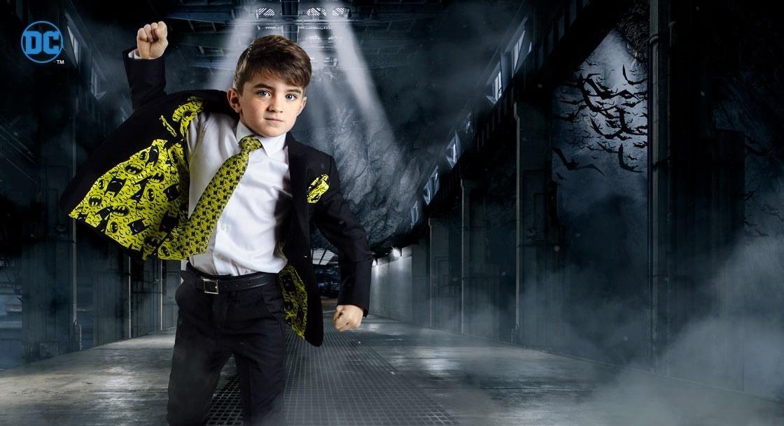 Kids Batman Suit (Secret Identity)