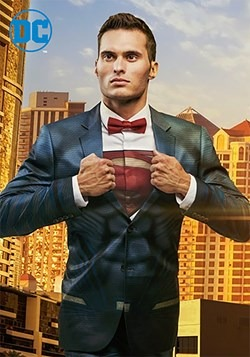 Superman Suit Jacket Alter Ego upd