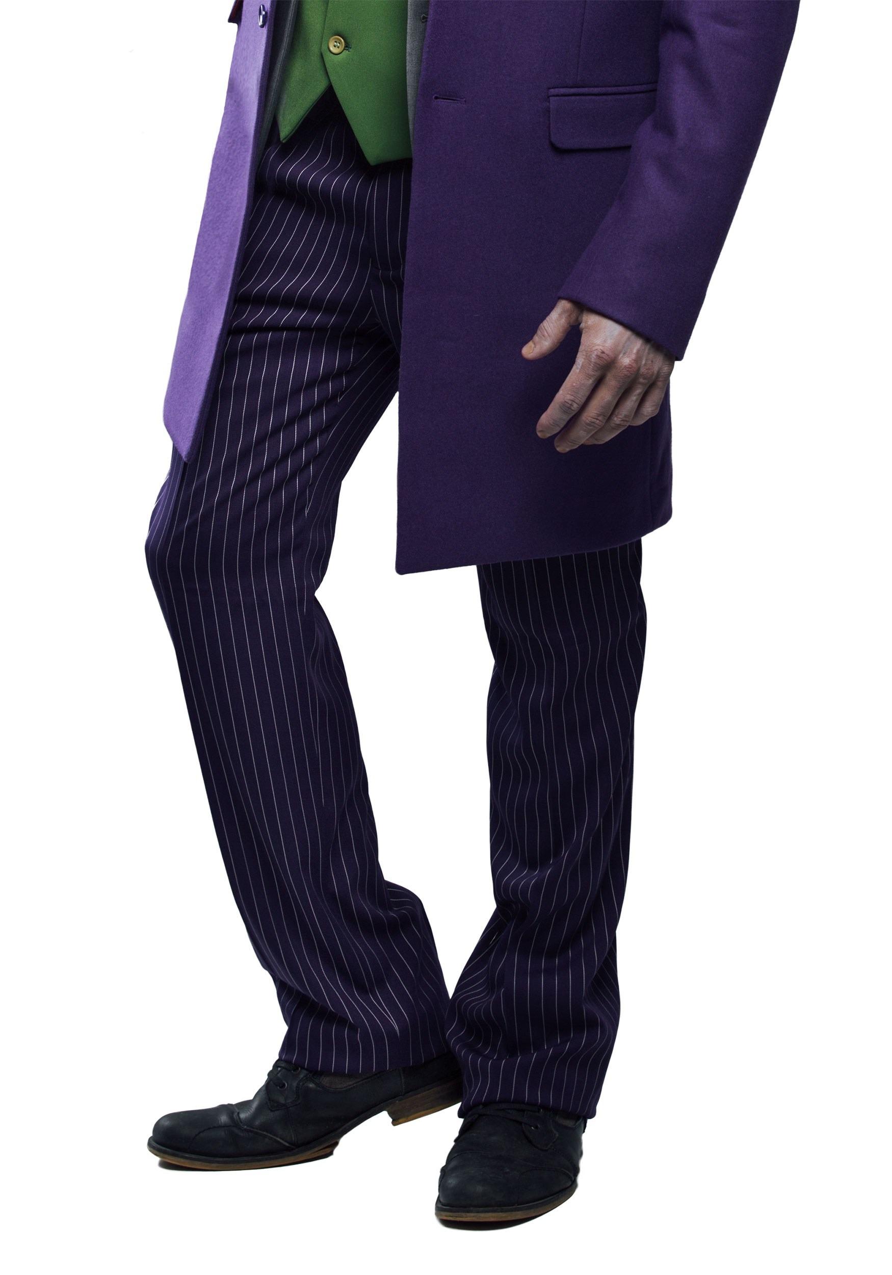 THE JOKER Slim Fit Suit Pants (Authentic) FUN9011P