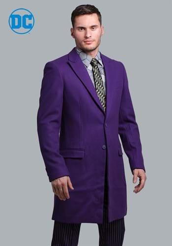 Joker The Dark Knight Suit Overcoat UPD
