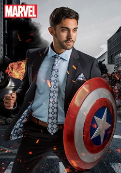 Captain America Suit Jacket Secret Identity