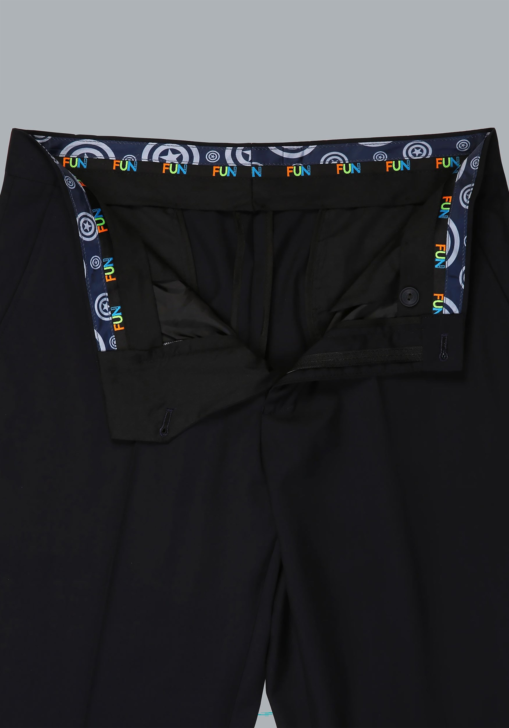 Captain America Slim Fit Suit Pants (Secret Identity)2