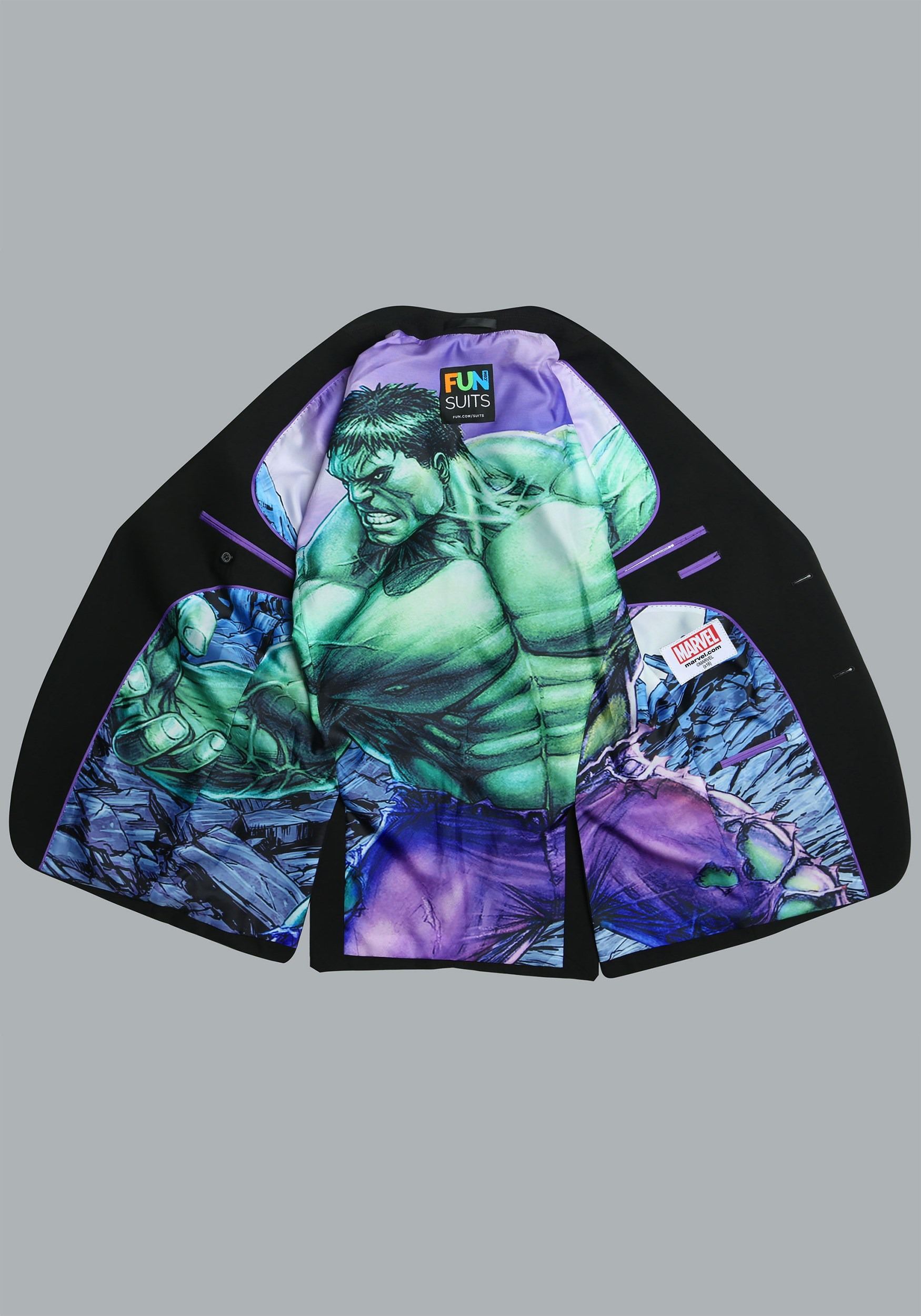 Incredible Hulk Suit Jacket (Secret Identity)