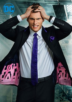 THE JOKER Suit Jacket (Secret Identity) upd2