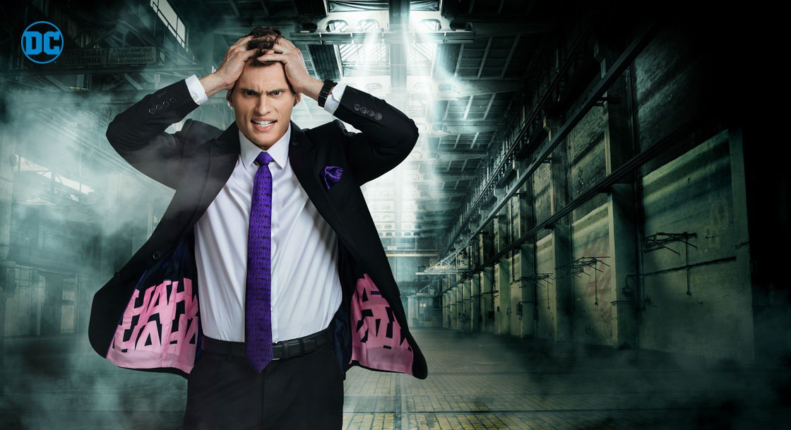 THE JOKER Suit Jacket (Secret Identity)