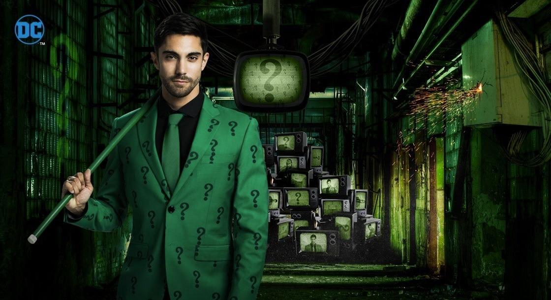 Riddler Suit (Authentic)