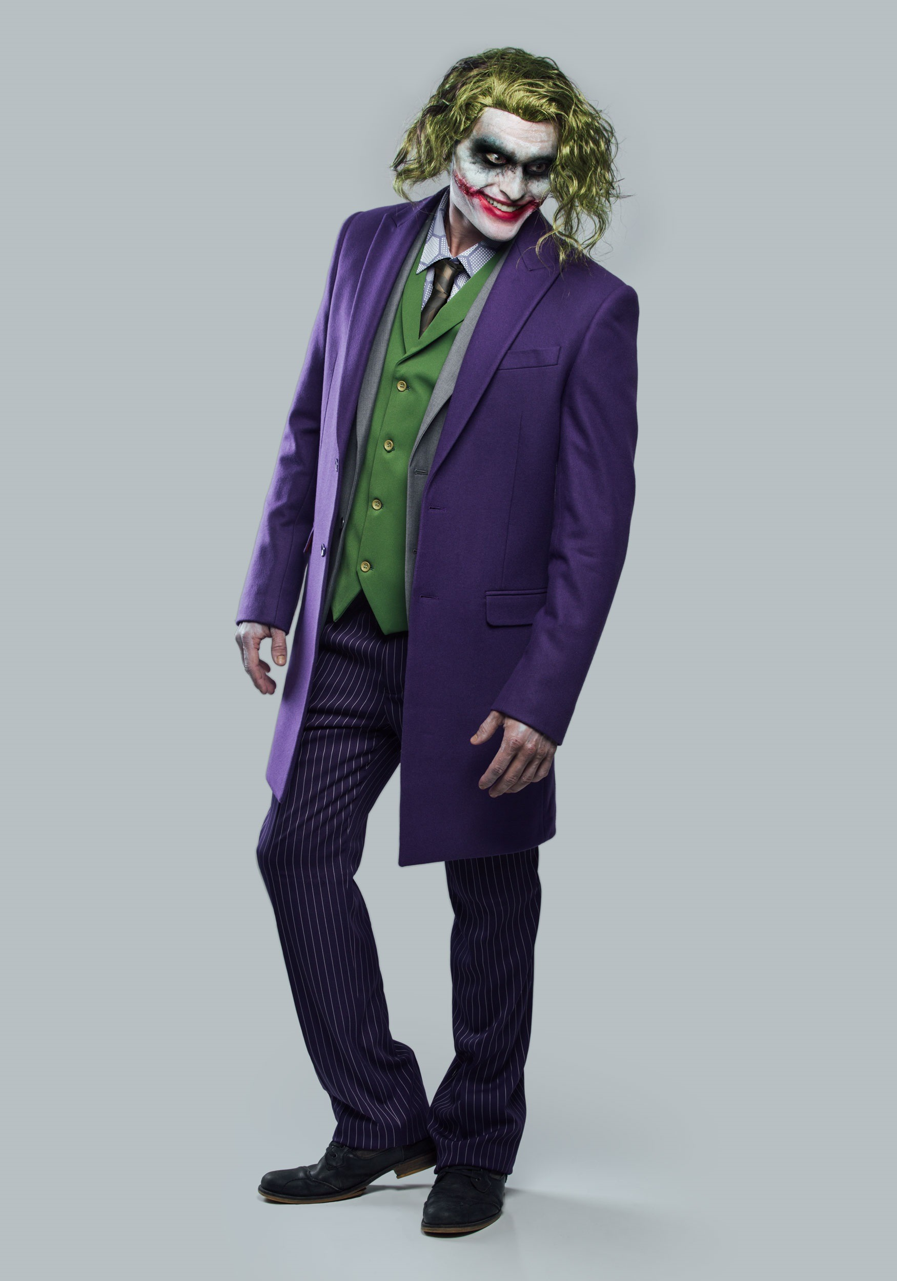 Authentic The Joker Suit