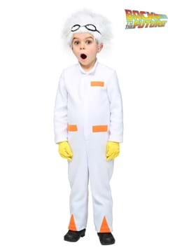Back to the Future Doc Brown Toddler Costume upd