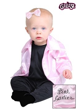 Infant Grease Pink Ladies  Costume