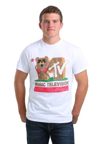 MTV California Bear Men's T-Shirt