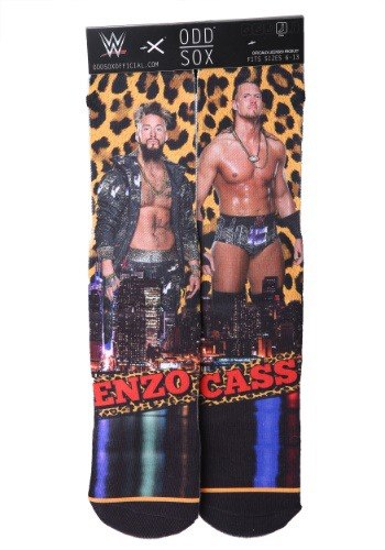 Enzo & Cass WWE Odd Sox