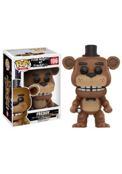 Five Nights at Freddy's Freddy POP Vinyl Figure