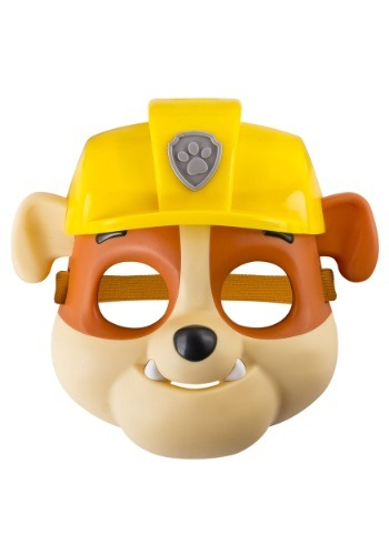 Paw Patrol Rubble Mask