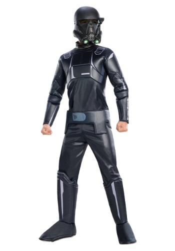 Child Star Wars: Rogue One Deluxe Shadow Trooper Costume