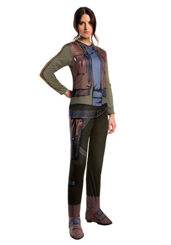 Star Wars: Rogue One Ladies Adult Jyn Erso Costume RU820311