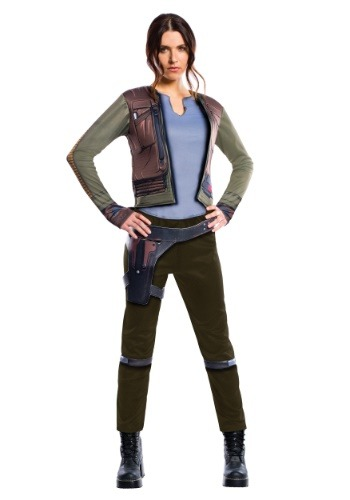 Women's Star Wars Jyn Erso Costume RU820314
