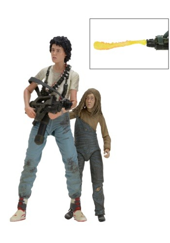 Aliens Ripley Rescue Deluxe Action Figure 2 Pack NC51608-ST