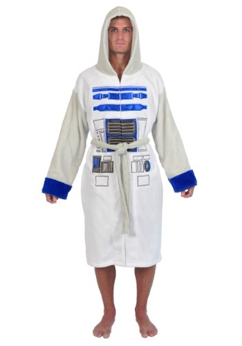 Star Wars R2-D2 Fleece Robe